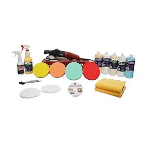 "FLEX XC3401VRG Polisher ""Business Man"" Value Package - Free Shipping"
