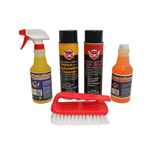 "Car Care ""Carpet & Upholstery Stain Remover"" Value Kit"