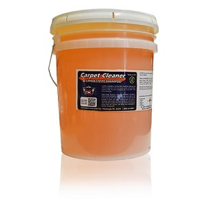 Automotive Carpet Cleaner & Upholstery Shampoo - 5 Gallons