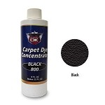 Black Carpet Dye