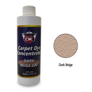 Dark Beige Carpet Dye