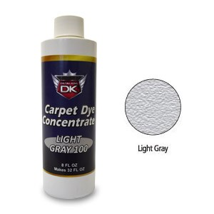 Light Gray Carpet Dye