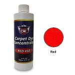 Red Carpet Dye