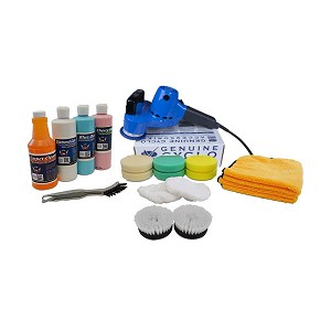 "Cyclo Polisher ""Correct & Protect"" Value Package w/Brushes"