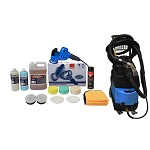 Mytee Lite III 8070 Extractor Cyclo Polisher Value Package