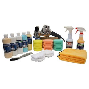 "Cyclo Polisher ""Swirl & Oxidation Remover"" Value Package"