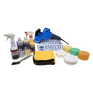 "Cyclo Polisher ""Time Saver"" Value Package"