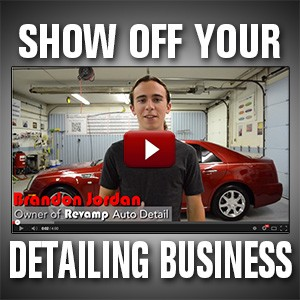 Custom Video For Your Auto Detailing Business