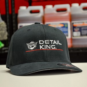 Official Detail King Fitted Baseball Cap
