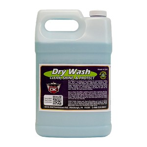 Dry Wash Express Cleaner & Wax In One