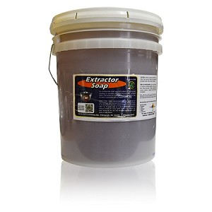 Automotive Interior Extractor Soap - 5 Gallons