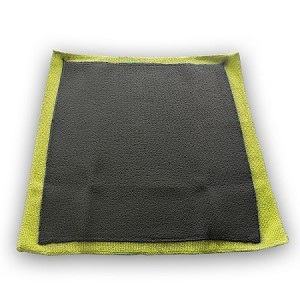 Nanoskin AutoScrub Towel - Medium Grade - Yellow