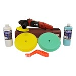 FLEX PE14-2-150 Rotary Buffer Buff 'N Seal Value Package