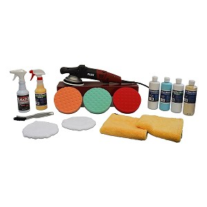 "FLEX XC3401VRG Polisher ""Swirl Remover"" Value Package - Free Shipping"