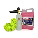 Heads Up Qnix Foam Cannon Car Wash Kit