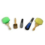 Tire & Wheel Brush Kit