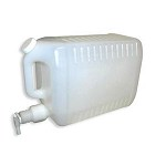 2.5 Gallon Dispenser Container w/Faucet