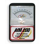 Headlight Intensity Meter