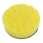 Lake Country CCS Yellow Compound/Cutting 4 Inch Spot Buff Foam Pad