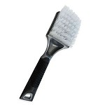 Professional Soft Grip White Nylon Carpet and Floor Mat Scrub Brush