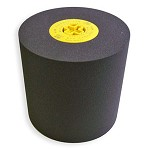 BUFFPRO Black Compounding Pad - Yellow Ends
