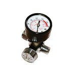 Air Regulator w/ Gauge For Tornador Cleaning Tool