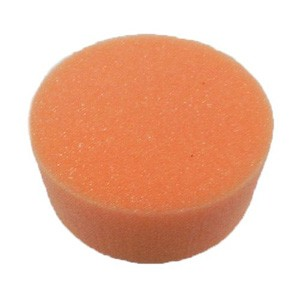 "Headlight Restoration 3"" Medium Duty Orange Polishing Pads"