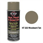 Woodward Tan Vinyl, Carpet & Plastic Dye