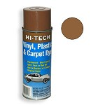 Light Brown Vinyl Plastic & Carpet Dye