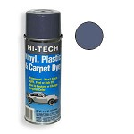 Medium Blue Vinyl Plastic & Carpet Dye
