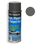 Carbon Gray Vinyl Plastic & Carpet Dye
