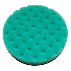Lake Country CCS Soft Green Polishing/Finishing 6.5 Foam Pad