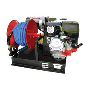 Pressure Washer With Generator Amp Water Tank
