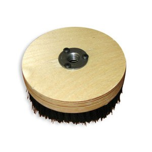 Shampoo Scrub Brush For Rotary Buffer