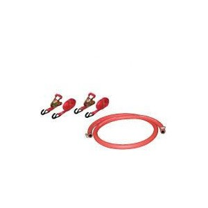 Hose & Strap Kit w/Clamps For 100, 115, 150 Size Tanks