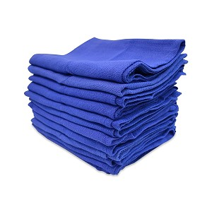 Huck Lint Free Window Towels - Dozen