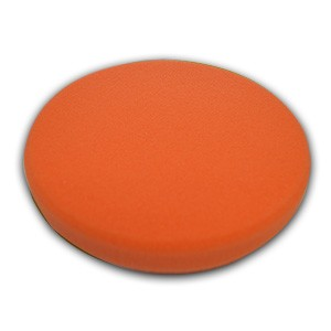 Lake Country 6.5 Inch Hybrid Orange Heavy Cutting Pad