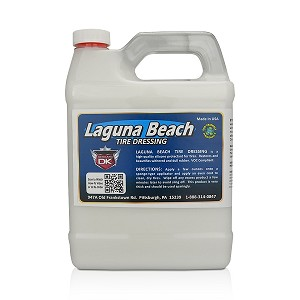 Laguna Beach Best Tire Dressing - Gallon