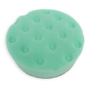 Lake Country CCS Green Polishing/Finishing 4 Inch Spot Buff Foam Pad