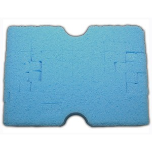 Lake Country Blue Foam Car Washing Sponge