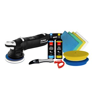 Rupes LHR 15 Mark III Big Foot Random Orbital Polisher - Starter Kit W/FREE SHIPPING***PLUS 15% OFF RUPES PADS/POLISHES W/BUFFER PURCHASE***