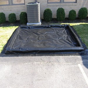 Car Wash Mini Mat 6' x 8' - Ideal For Low Pressure Wash Systems