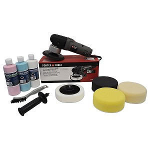 "Porter Cable Polisher ""Bronze"" Value Package"