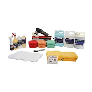 "Porter Cable Polisher ""Business Man"" Value Package"