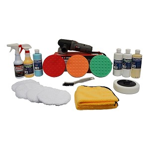 "Porter Cable Polisher ""Swirl & Oxidation Remover"" Value Package"