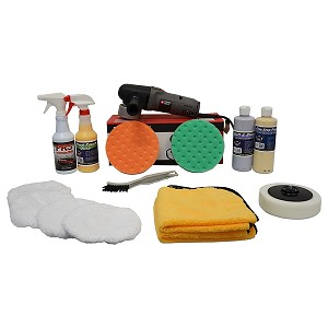 "Porter Cable Polisher ""Time Saver"" Value Package"