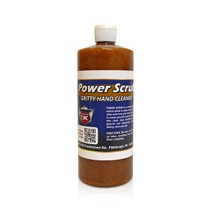 Power Scrub Hand Cleaner For Auto Detailers