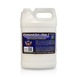 Diamond Cut Step 1 High Performance Paint Leveling Compound