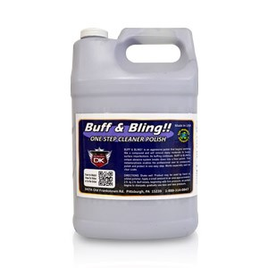 Buff & Bling!! - One Step Compound & Polish in 1