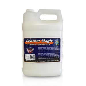 Detail King Leather Magic - Cleaner & Conditioner